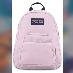 Mini Pink Jansport Bookbag